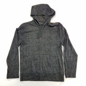 John Varvatos Lightweight Thermal Sweater Hoodie